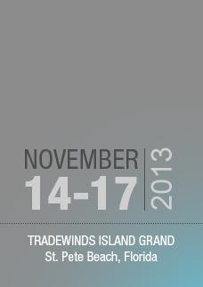 November 14-17, 2013