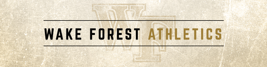 Wake Forest Coaches Luncheon - 10/26/17