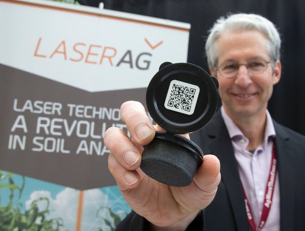 Laser Ag Launch 2016 Farms.com Precision Ag Conference