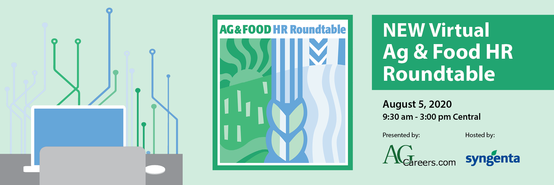 2020 VIRTUAL North American Ag & Food HR Roundtable