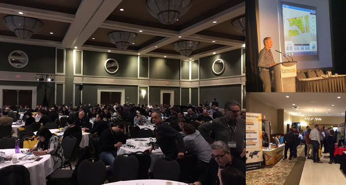 Farms.com Eastern Precision Ag Conference Highlight Pictures