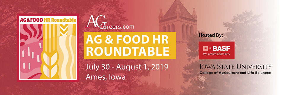 2019 North American Ag & Food HR Roundtable