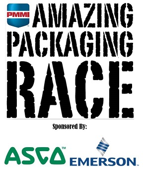 PMMI's 2018 Amazing Packaging Race