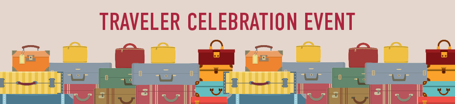 Traveler Celebration Event -  Woburn, MA