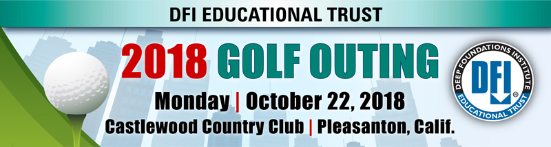 DFI Educational Trust 2018 Golf Outing - California