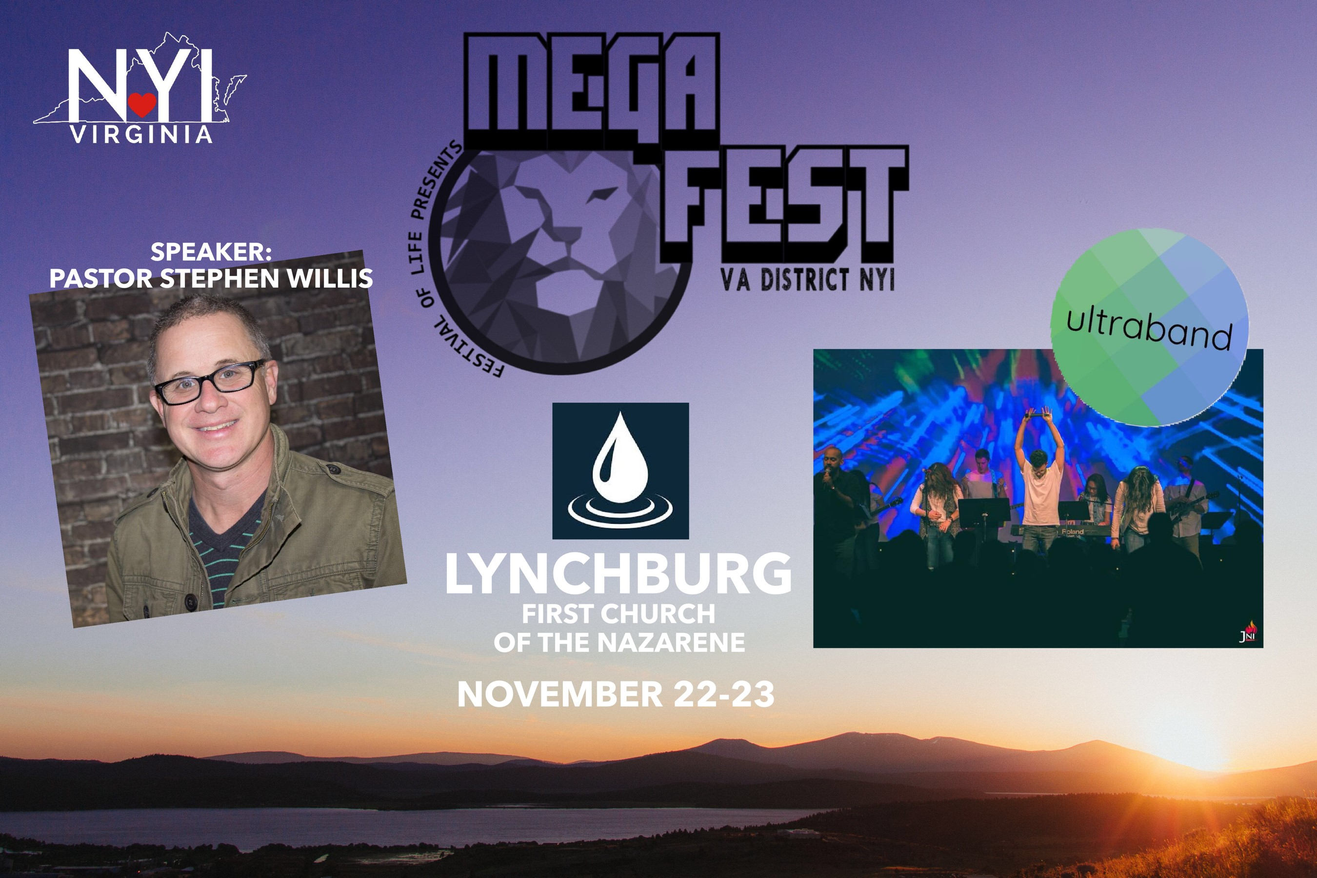 VA NYI MegaFest (Festival of Life) 2019