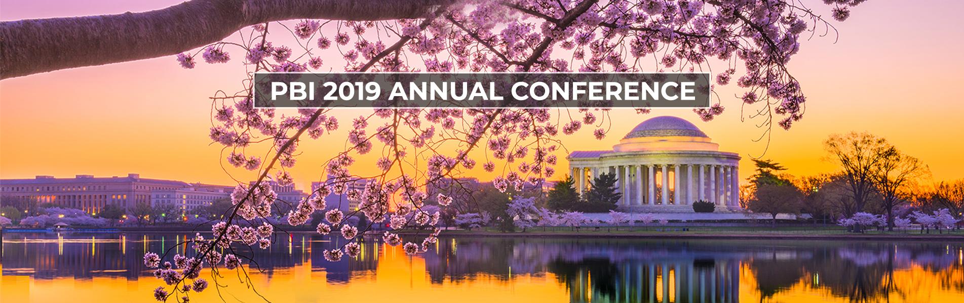 Pro Bono Institute 2019 Annual Conference
