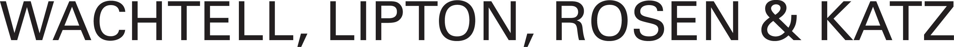Wachtell Logo