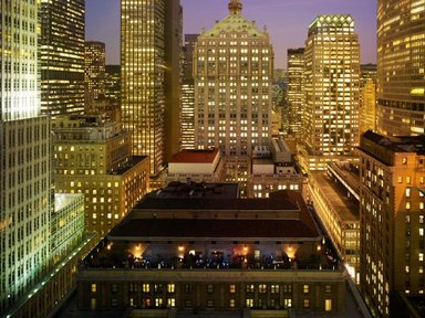 Rooftop Lounge The Roosevelt hotel