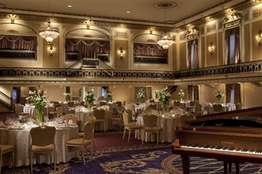 Grand Ballroom Events The Roosevelt hotel
