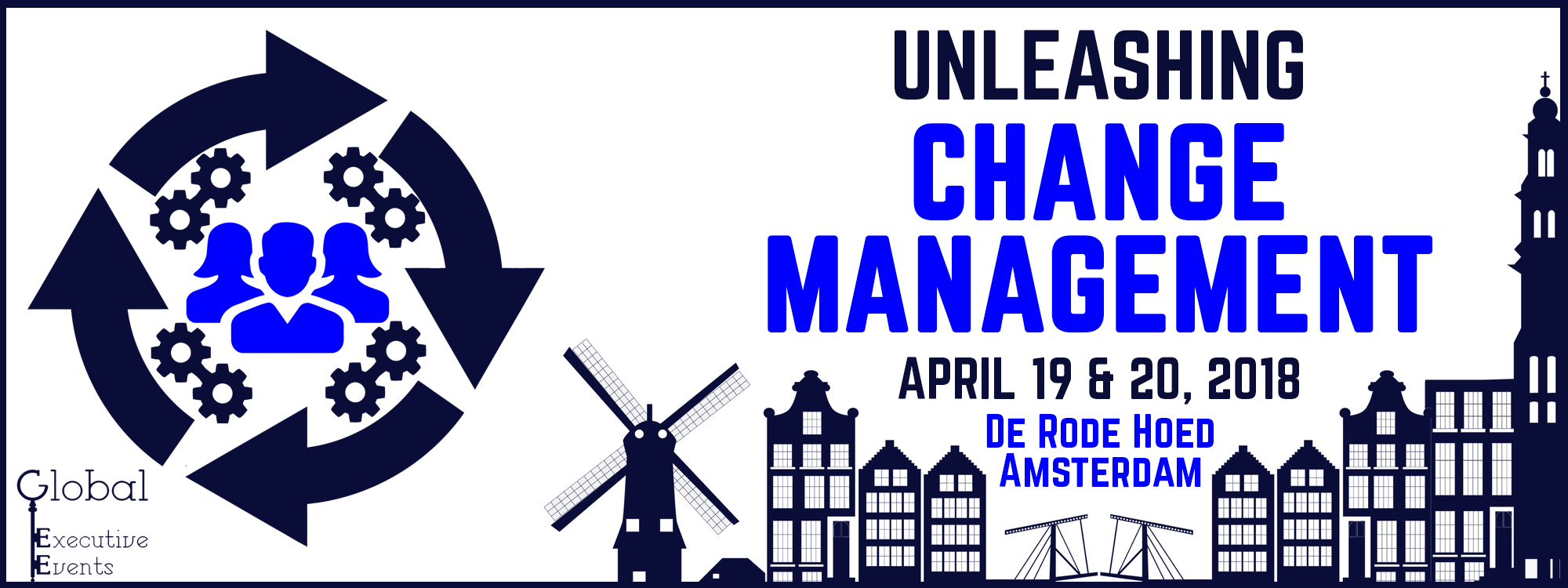Unleashing Innovation in Change Management 2018