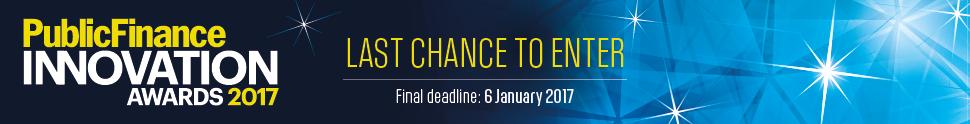 Public Finance Innovation Awards 2017 - Entries