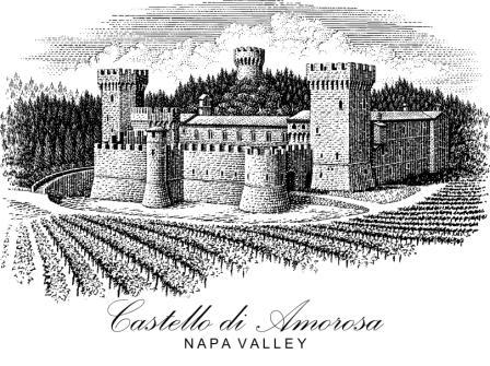 Castello di Amorosa Web Logo