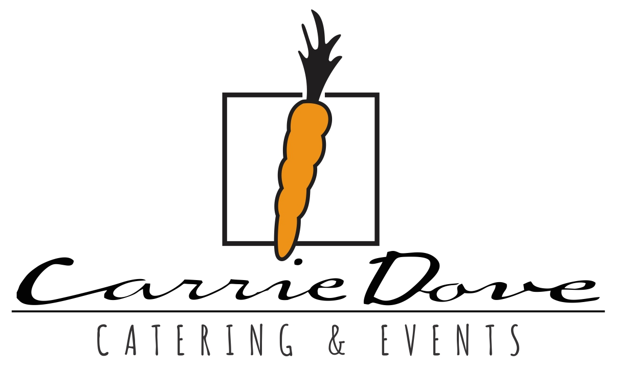 Carrie Dove Catering Events logo