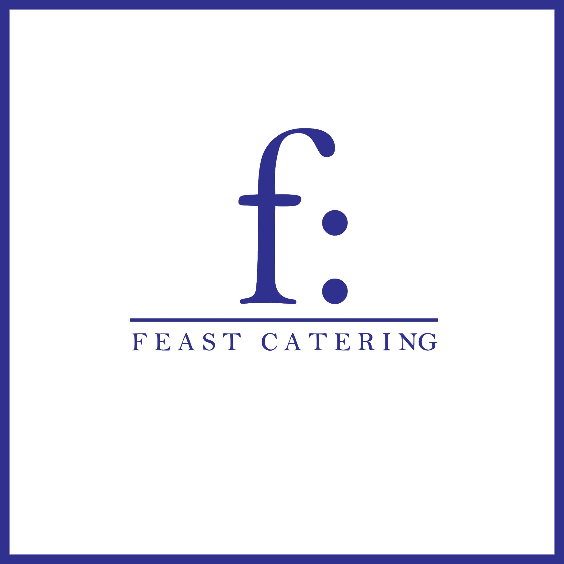 Feast Catering Sq. Logo