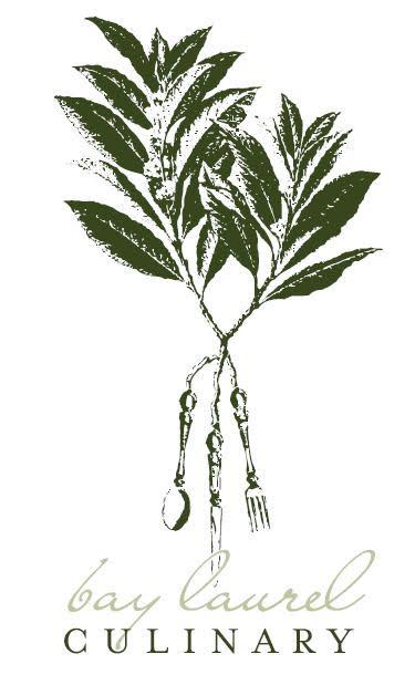 Bay Laurel Culinary Logo