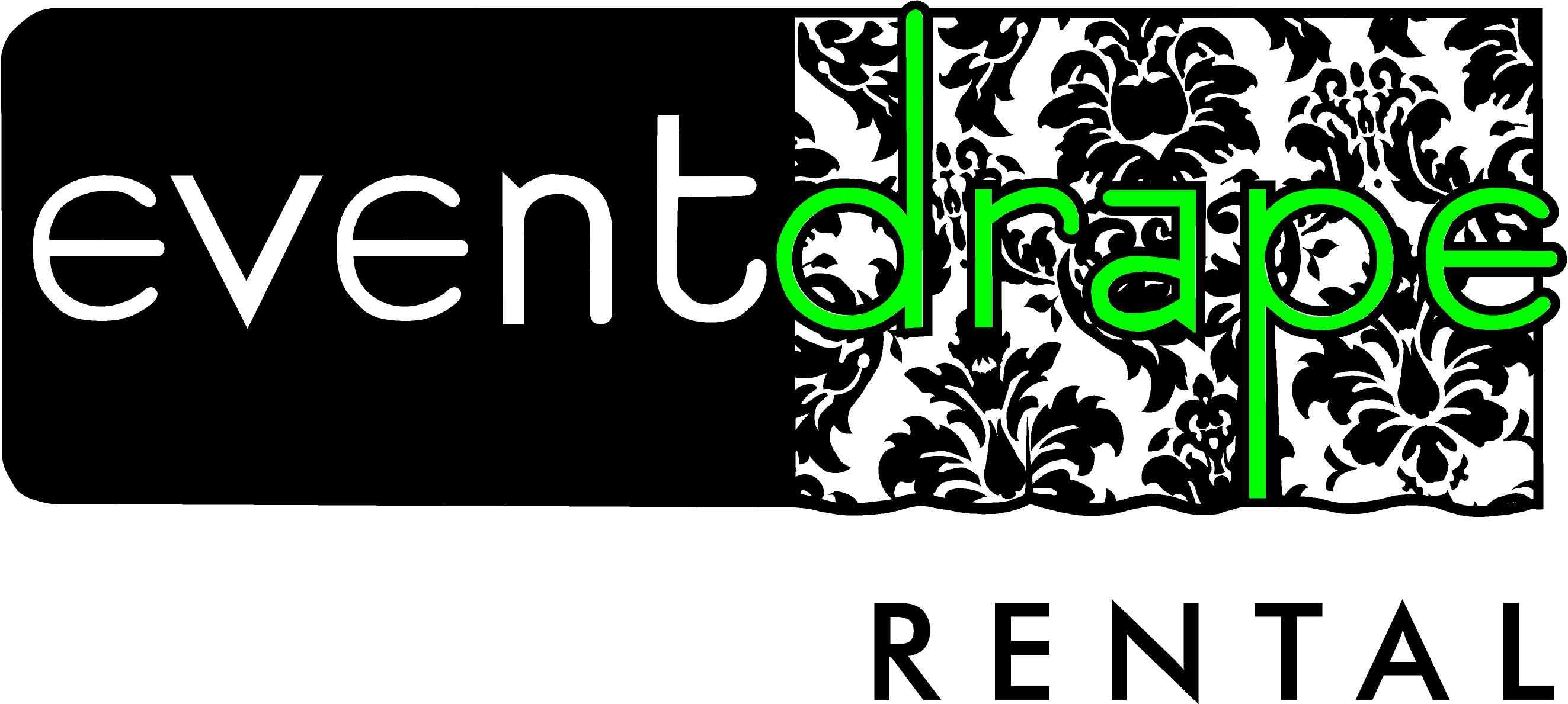 Event Drape Rental Logo