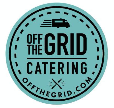Off the GridCatering-Sticker