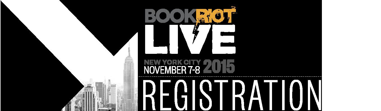 Book Riot Live 2015