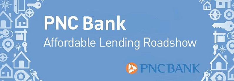 Affordable Lending Roadshow banner-Bank