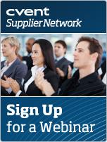Sign up for a webinar