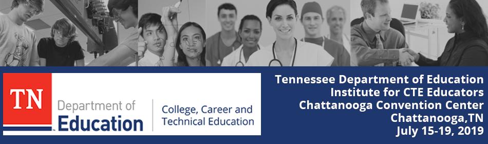 2019 Institute for CTE Educators