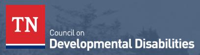 TN Council on Developmental Disabilities