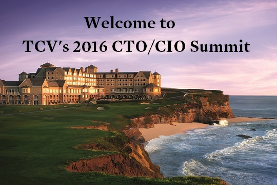 TCV CTO/CIO Summit