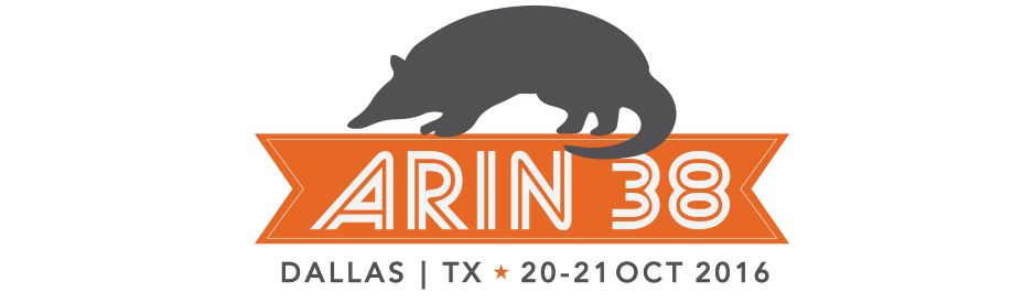 ARIN 38 Public Policy and Members Meeting