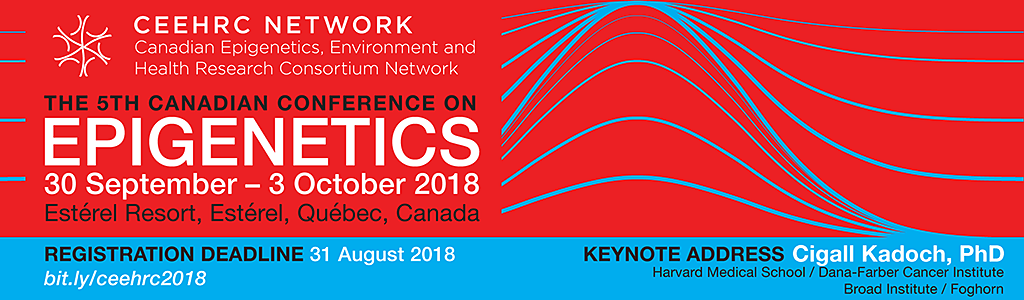 5th Canadian Conference in Epigenetics