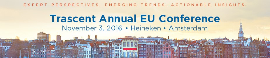 2016 Trascent Management Consulting Annual EU Conference