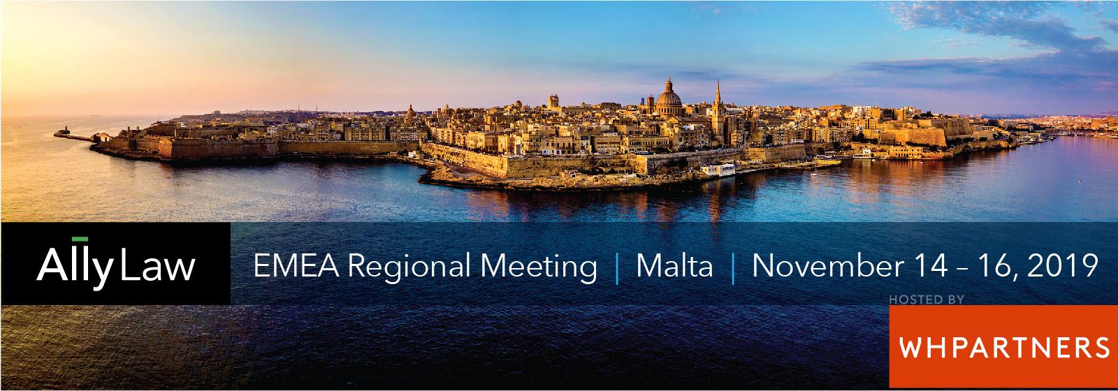 2019 EMEA Regional Meeting