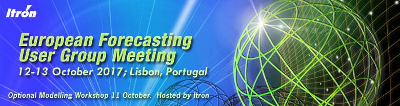 European Forecasting User Group Meeting