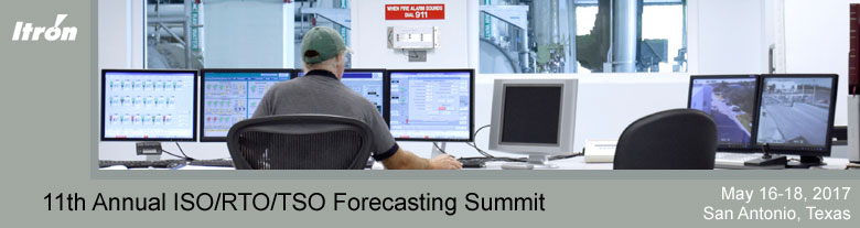 11th Annual ISO/RTO/TSO Forecasting Summit