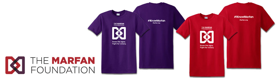 Marfan Awareness T-Shirts