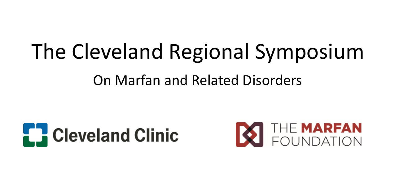 Cleveland Regional Symposium on Marfan and Related Disorders