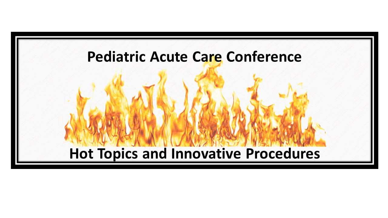 Pediatric Acute Care Conference