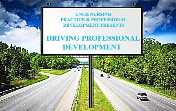 Driving Professional Development