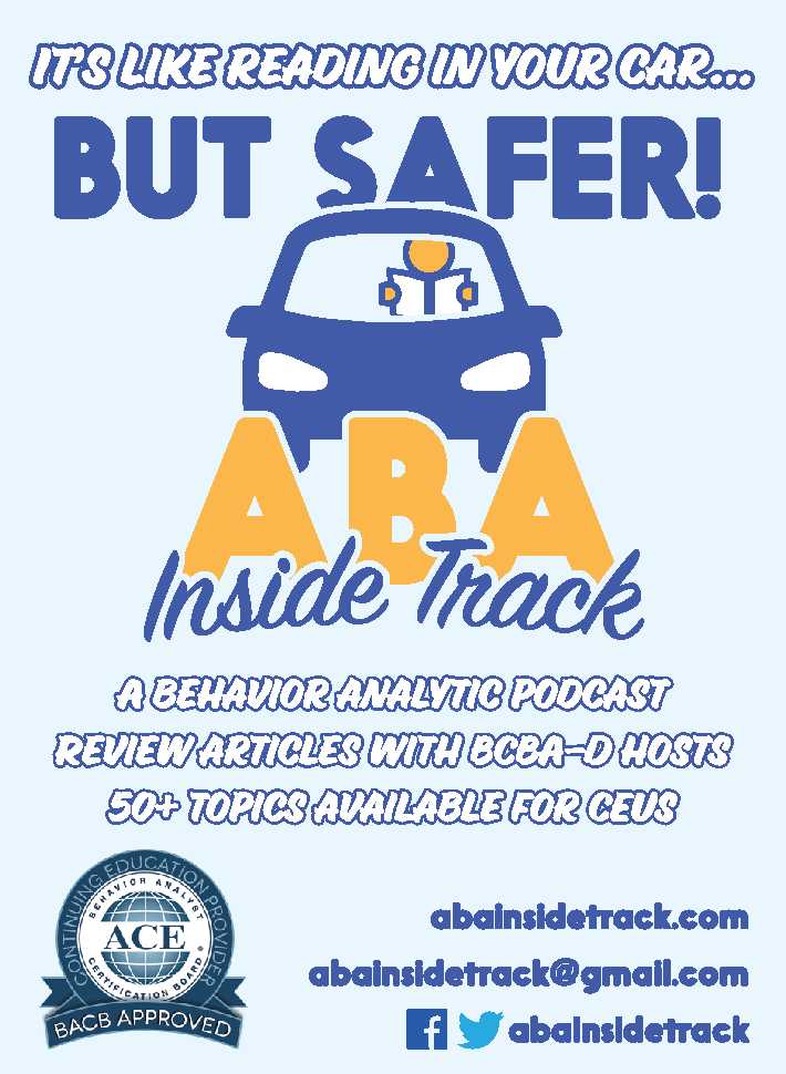 ABA Inside Track Quarter Page Ad 2
