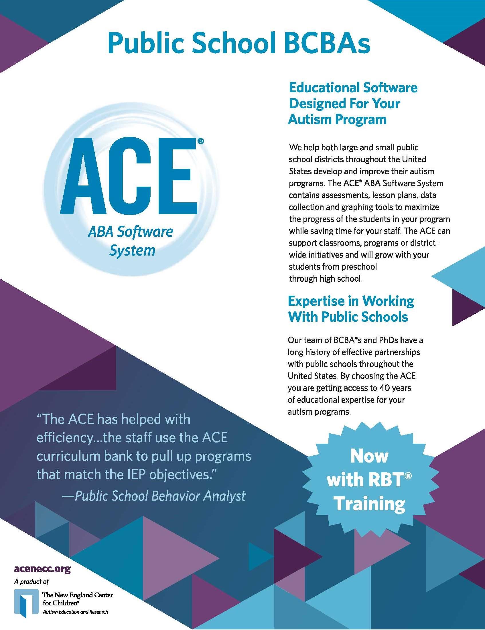ACE Public School BCBAs AD
