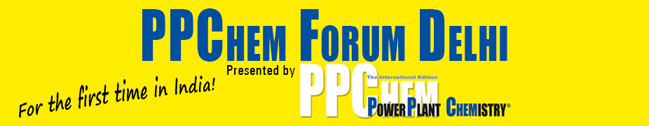 PowerPlant Chemistry Forum India