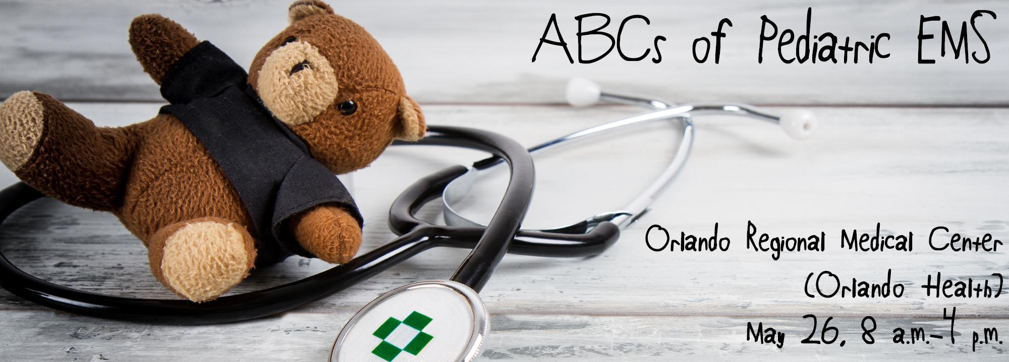 ABCs of Pediatric EMS 2016
