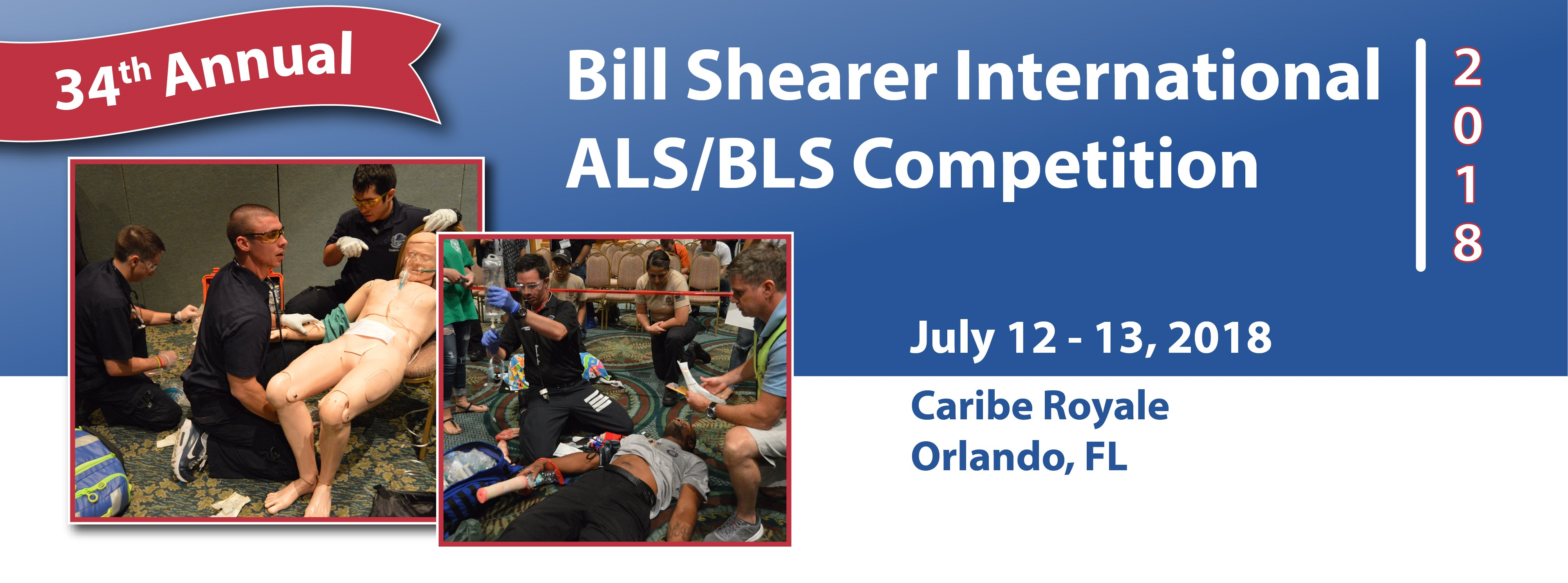 2018 ALS/BLS Competition