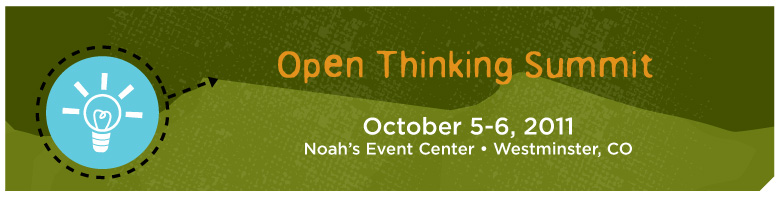 Open Thinking Summit, Oct. 5-6