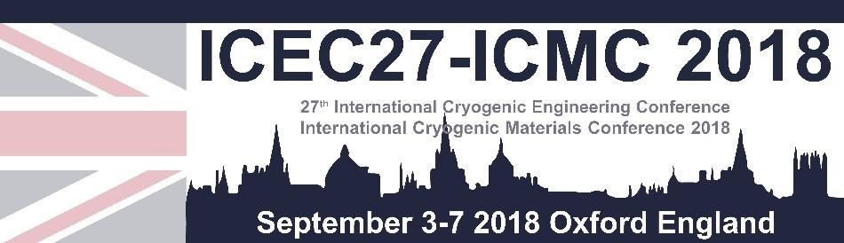 ICEC27-ICMC 2018