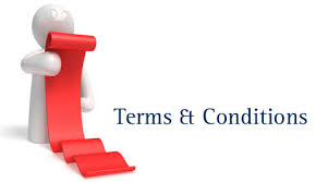 Terms & Conditions button 2