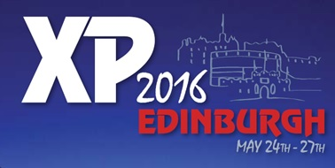 XP 2016 - EDINBURGH