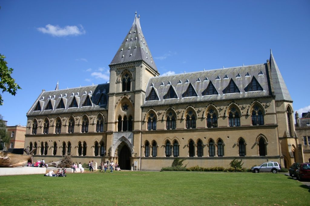 Oxford-University-Museum-of-Natural-History-Oxford