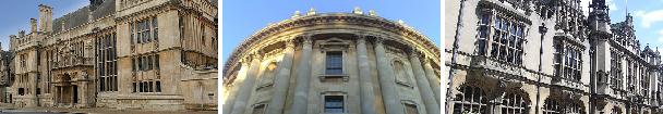 Oxford Venues
