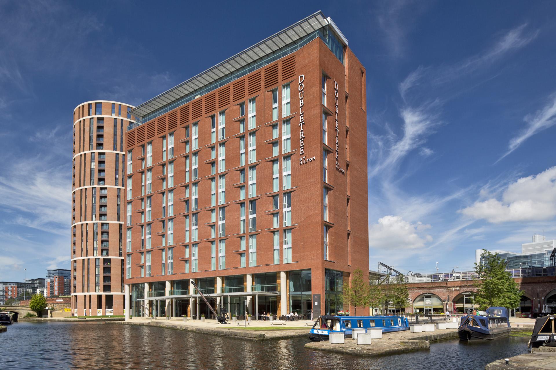 DoubleTree by Hilton Hotel Leeds City Centre - Clo